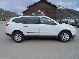 2009 chevrolet traverse awd ls 4dr suv in alpine wy rocky