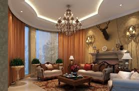 luxury living room interior design ceiling decoration sofa