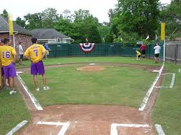 Backyard Baseball 10 How To Make A Backyard Baseball Field Ehow Backyard