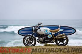 bmw bike concept bmw concept path 22 custom r ninet for beach culture