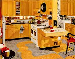 orange kitchen cabinets the sun shines this year round in yellow