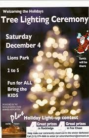 fox chase christmas tree lighting fox chase review