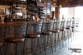 2nd hand bar stools the art of furniture charleston forge handmade metal furniture