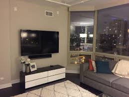 the space above a wall mounted tv ideas blank