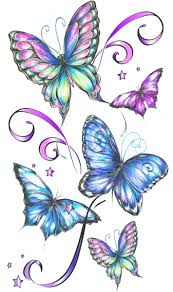 butterflies tattooforaweek temporary tattoos largest