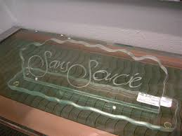 etched glass desk name plates glass desk name plates style ideas glass desk name plates all