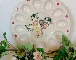 easter deviled egg plate deviled egg plate etsy