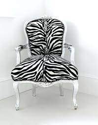 Animal Print Accent Chair Zebra Chair Size Of Home Design The Modern Animal Print