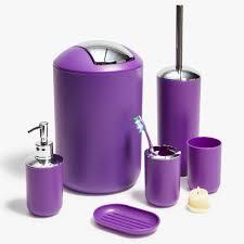 Lavender Bathroom Set Shower Bath Set Roomify