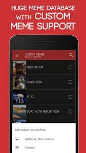 Memes Generator App - meme generator free apk download free entertainment app for