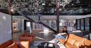 swarovski australia head office sydney living edge designer