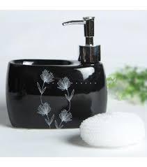 Soap Dispensers For Kitchen Sink by Kitchen Sink Soap Dispenser Black Xs 2021 Wholesale Faucet E Commerce