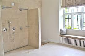 No Shower Door Walk In Shower Without Door In Recent Homesfeed