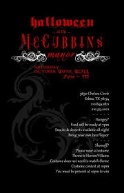 41 best halloween invitations images on pinterest halloween