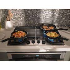 Outdoor Gas Cooktops Amana Gas Cooktops Cooktops The Home Depot