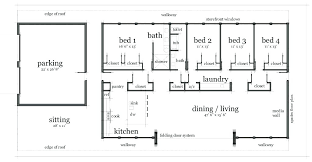 simple rectangular house plans 4 bedroom rectangular house plans beautiful gallery of rectangle