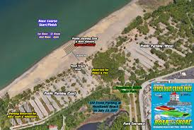 Mentor Ohio Map by Beach Layout U0026 Parking Mentor Super Boat Grand Prix Presented By