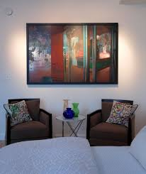 home art gallery design learn to curate art for your home as you would a gallery living