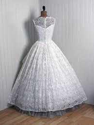 robe de mariã e de crã ateur robe de mariée des ées 1950 mode mariées les