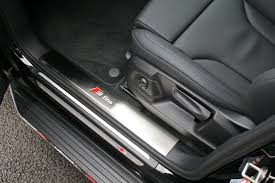 audi q5 cover audi q5 2009 2016 s line door sill covers direct 4x4