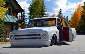 customized chevy trucks eccentric u2013 mike partyka u0027s 1967 c10 u2013 slam u0027d mag