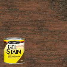how much gel stain do i need for kitchen cabinets minwax gel stain based walnut interior stain 1 quart