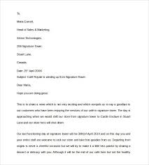 sample closing a business letter hitecauto us