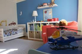 simple spacious toys storage boys sports bedroom ideas floral