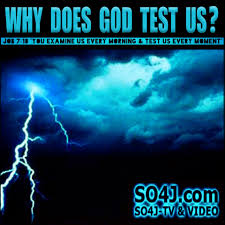 bible quote gifts talents why does god test us scriptures on testing