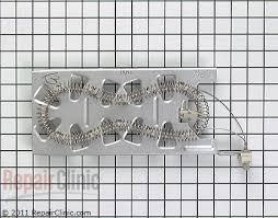 kenmore 90 series elec dryer not heating