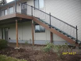 portland composite deck builder deck masters llc portland or
