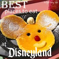 best places to eat at disneyland this tale
