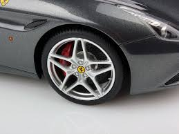 Ferrari California Gray - ferrari california t 1 18 mr collection models