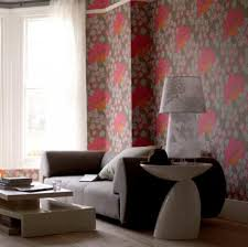 Wallpaper Ideas For Sitting Room - 20 living rooms with beautiful floral wallpaper rilane