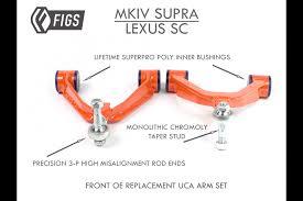 lexus sc300 high mileage sc300 sc400 mkiv supra front oe mega arm kit