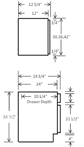 Dimensions Of Kitchen Cabinets Kitchen Wall Cabinet Height Garno Club