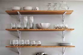 kitchen wall shelving ideas cabinet shelving wall shelves ideas for kitchen wall self
