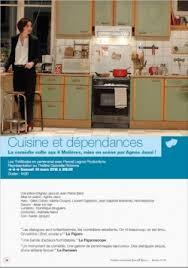 cuisine et spectacle et dépendances