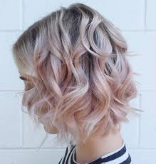 collarbone length wavy hair 70 darn cool medium length hairstyles for thin hair