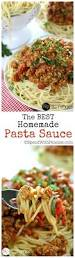spaghetti sauce recipes you u0027ll love on pinterest spagetti sauce