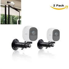 arlo table and ceiling mount 2 pcs 10cm security camera wall mounts for arlo camera mount for