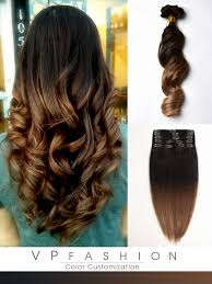 what is hair extension two colors ombre clip in hair extensions m1b30a m1b30a