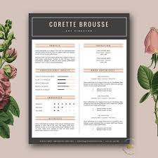 free creative resume templates word free resume template with