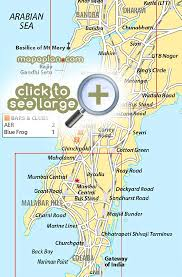 Terminus Cave Map Mumbai Maps Top Tourist Attractions Free Printable City