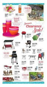 Kroger Patio Furniture Clearance by Kroger Outdoor Furniture Summer Sale July 5 11 2017
