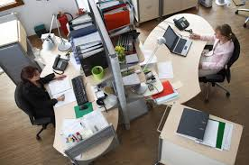 Office Desk Work The Perks And Pitfalls Of Working In A Desk Vs A Non Desk