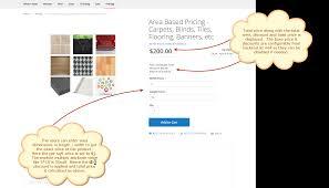 magento 2 price calculator u2013 measurement based dynamic pricing