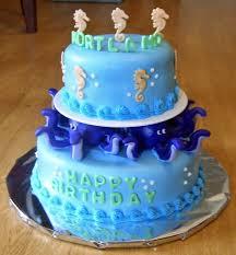 Under The Sea Birthday A Piece Of Cake Utah