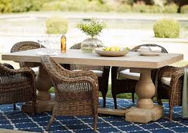 Patio Dining Table Set 7 Beautiful Outdoor Dining Sets Cute Furniture