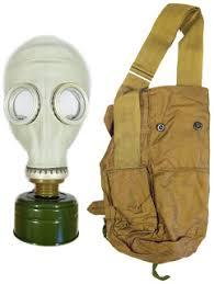 Soviet Halloween Costume Gas Mask Soviet Russian Model 5 Haversack 8 99 Shipped